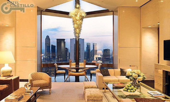 Four Seasons Hotel, Ty Warner Penthouse, New York